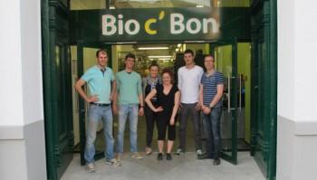 Ouverture d un bio c bon en centre ville d arras le - Magasin bio valenciennes ...